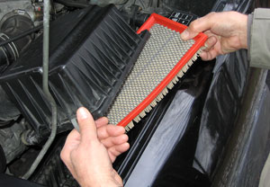 When To Change Air Filter >> How To Replace An Air Filter Car Part Kings