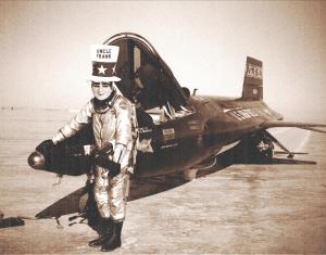Frank Myers Nasa Astronaut