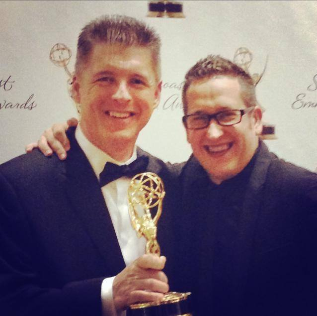 Frank Myers Auto Owner Wins Emmy