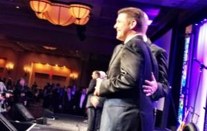 frank myers auto wins inc award