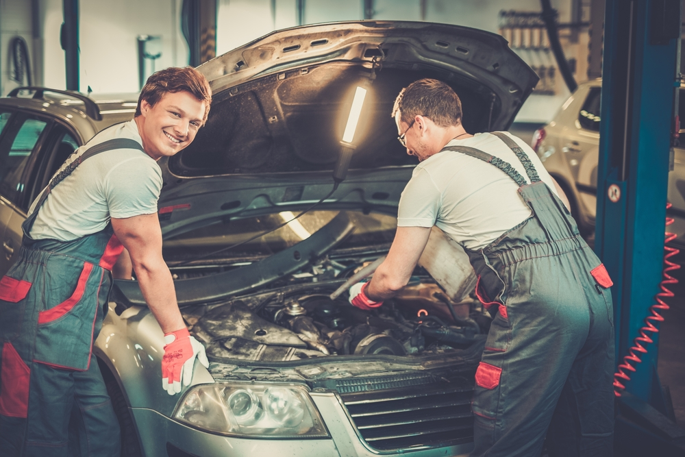 Winston-Salem Auto Repair