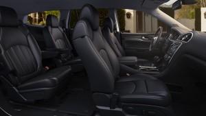2015 Buick Enclave Interior