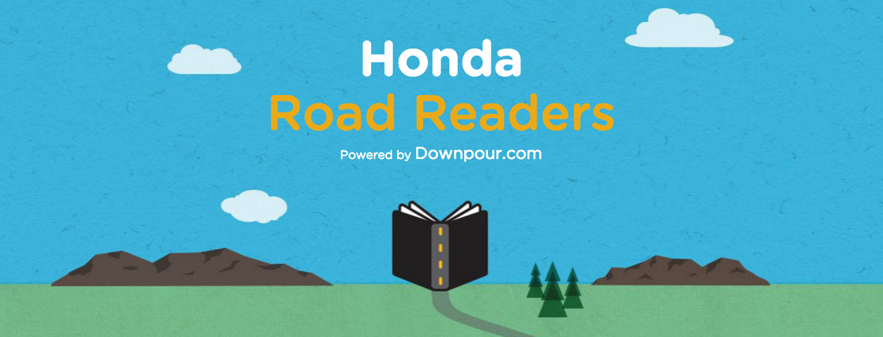 let honda turn your errand into an experience with road
