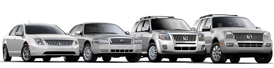 Mercury car models