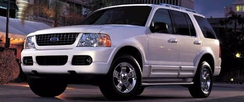 Used Ford Explorer in Winston-Salem