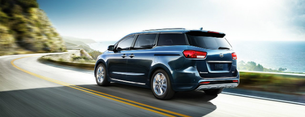 Used KIA Sedona in Winston-Salem