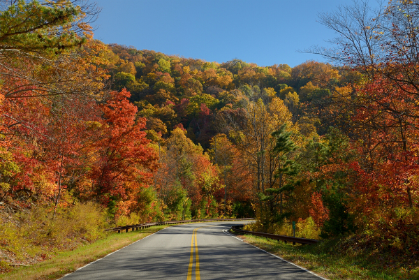 Cherohala Skyway, North Carolina