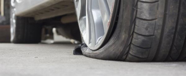 Tire repair in Winston-Salem