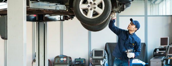 Winston-Salem tire repair
