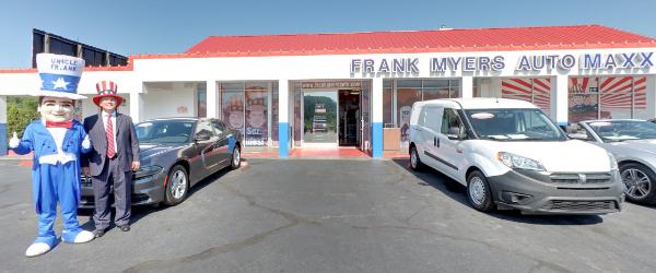 Frank Myers Auto Maxx in Winston-Salem