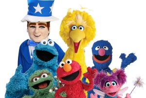Uncle Frank, The Muppet?